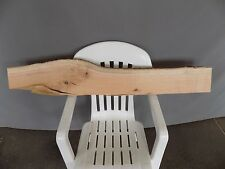 "47"" x 5"" QUARTERSAWN Live Edge Red Oak Board Slab Shelf Lumber Solid Wood Log"