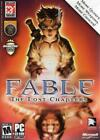 Microsoft Computer Game Fable - The Lost Chapters Vg+