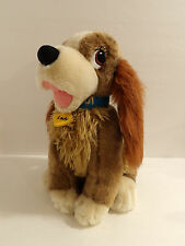 "13"" Disney Lady and the Tramp Plush Stuffed Lady Dog Toy Animal"