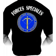 Tee-shirt des forces spéciales (COS)