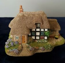 Lilliput Lane -English Collection: Midlands - Foxglove Fields (1993)