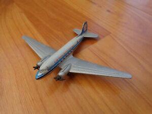 SCHABAK 1:600 KLM AIRLINES MCDONNELL DOUGLAS DC-3 DIECAST AIRCRAFT PLANE 1028/5