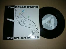 THE BELLE STARS - THE ENTERTAINER...UK.STIFF  BUY.187 *DJ/PROMO*  IN PIC.SLEEVE