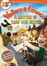 New Wallace and Gromit: A Matter of Loaf or Death (Dvd)