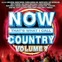 Various Artists - Now That's What I Call Country Vol.7 (CD) (2014)