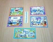 SUPERPUZZLE SMURFS - THE LOST VILLAGE (SD810 - SD813) MIT ALLEN BPZ FERRERO 2017