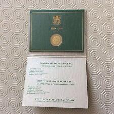 Coffret de 2 € commémoratif Vatican 2010