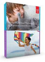 Adobe Photoshop Elements 2020 & Premiere Elements 2020 deutsch NEU & OVP