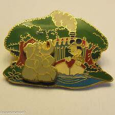 Disney WDW Jungle Cruise Boat with Mickey (3D) Pin