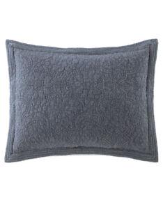 "Jcp Home Barcelona Standard Pillow Sham 20""x26"" Denim"