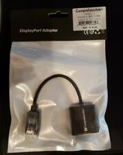 """Comprehensive, DP2HDJ, DisplayPort Male to HDMI Female 8"""" Active Adapter Cable."""