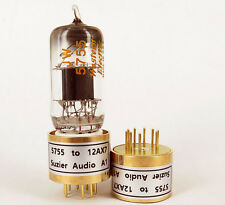 1 × 5755 420A To ECC83 12AX7 12AU7 Vacuum Tube Amplifier Convert Socket Adapter