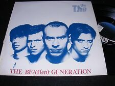 1989 The THE 12 inch EP The Beat(en) Generation EPIC JOHNNY MARR Matt Johnson