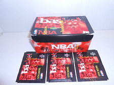 97-98 Overseas Exclusive Upper Deck Basketball 100 Count Sticker Box Jordan Kobe