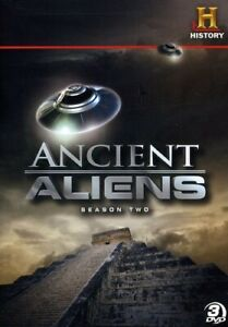 ANCIENT ALIENS: COMPLETE SEASON 2 (3PC) NEW DVD