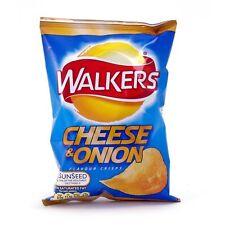 Walkers' Cheese & Onion Crisps - 1.12oz (32g)