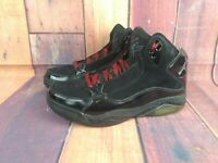 Nike Jordan Ol School III Flight 375512-002 Size 8.5 Mens Black Charcoal