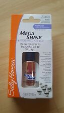 SALLY HANSEN MEGA SHINE EXTENDED WEAR TOP COAT Z3460  - 12.7ml