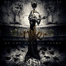 Nile - At The Gate Of Sethu NEW CD