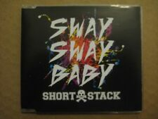 SHORT STACK Sway Sway Baby AUSSIE 3 Track CD SINGLE 2009 NEAR MINT - SMR0014