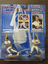 Mark McGwire + Roger Maris Starting Lineup Classic Doubles 1997 Yankees Athletic
