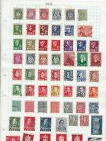 norway stamps ref 12063
