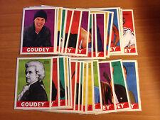 2016 Goodwin Champions Lot of 80 Goudey Cards!! Lebron, Jordan, etc!!!