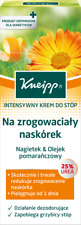 Kneipp Intensive Callous Foot Cream 25% Urea Calendula & Orange Oil 50ml