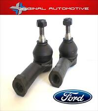FITS FORD TRANSIT CONNECT 02> FRONT OUTER TRACK ROD ENDS X2  FAST DISPATCH