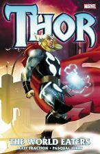 Thor: The World Eaters-ExLibrary