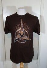 Men's Star Trek The Tour T-Shirt Size M New