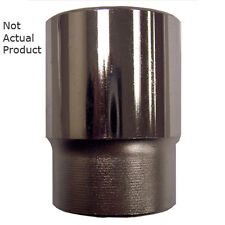 """K Tool 24146 CROMADO enchufe, 1.9cm Drive, 1-7 / 16 """", 6 Point, poco profundo"""
