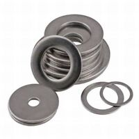 New A4 316 Stainless Steel Flat Washers For Bolt&Screw M2 M3 M4 M5 M6 M8 M10 M12