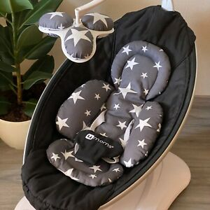 Celestial 4moms mamaRoo rockaRoo set infant insert and replacement balls