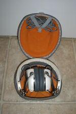 V-MODA XS headphones with case
