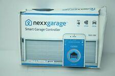 NEXX Garage NXG-100b Smart WiFi Remote Garage Opener w/ App compatible w/ Alexa