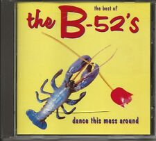 THE B-52's – The Best of The B-52's: Dance This Mess Around (Island, Germany)