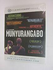 Munyurangabo (DVD, 2009) BRAND NEW  SEALED  FREE SHIPPING