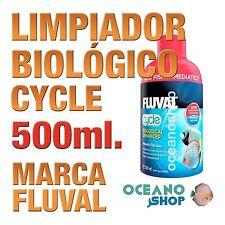 Realzador Biológico Bacterias Fluval (Cycle) - 500ml gran calidad acuario pecera