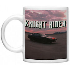 Knight Rider Kitt MICHAEL KNIGHT Retrò Movie Film Novità Tazza da tè caffè