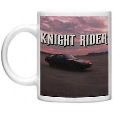 Kinght Rider KITT Michael Knight Retro Movie Film Novelty Tea Coffee Mug Cup