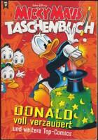 Micky Maus Taschenbuch Band 17: Donald voll verzaubert (2019) Z 1-