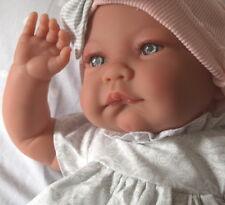 NINA   POUPEE BEBE REALISTE ARTICULEE d'ANTONIO JUAN collection reborn jouet