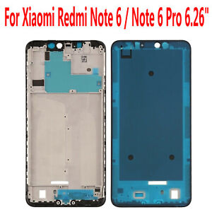 """OEM For Xiaomi Redmi Note 6 / Note 6 Pro 6.26"""" Housing Front Middle Screen Frame"""