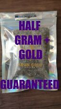 More details for arun gold rich gold paydirt with gems - half gram+ of placer gold guaranteed!
