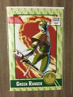 Mighty Morphin Power Rangers #50 Kris Anka Green Ranger 1:25 Variant NM