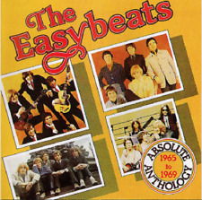 Easybeats - Absolute Anthology 1965-1969 NEW SEALED 2 LP set w/ booklet
