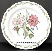"Noritake Casual Gourmet Garden (""CARNATION"") 8 1/4"" Salad Plate ~ EUC"