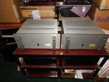 "Krell KMA-100, Monoblock amplifers, ""Pair"", Mint Condition. Beautiful Set!"