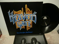 "Heavens Gate"" Open The Gate And Watch!""lp12"".or.ger. de 1990 + insert"